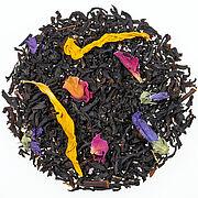 Hawaiiblüte natürlich - Schwarztee-Mischung mit Kräutern und Fruchtstücken, aromatisiert - FLORAPHARM Pflanzliche Naturprodukte GmbH
