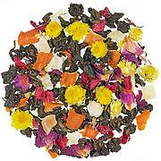 Blumentempel<sup>®</sup> - Oolongtee mit Fruchtstücken, aromatisiert - FLORAPHARM Pflanzliche Naturprodukte GmbH